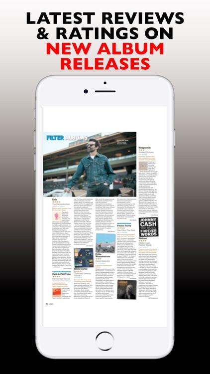 Mojo: The Music Magazine screenshot-5
