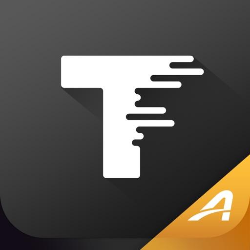 Track & Field Meet Mobile application logo
