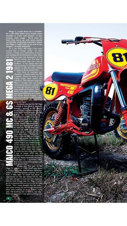 VMX Magazine – Quarterly screenshot-3
