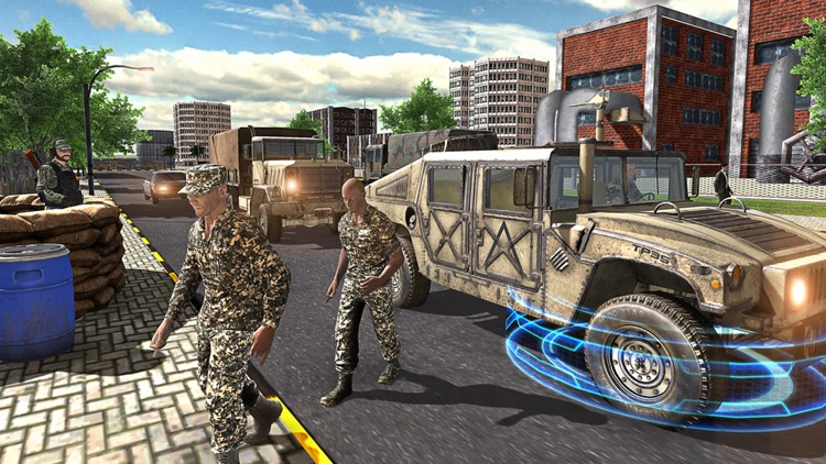 Army Men: Battle Strike Game screenshot-4