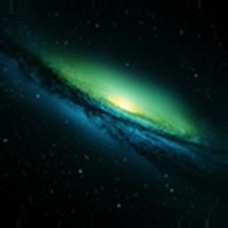 3D Galaxy Map