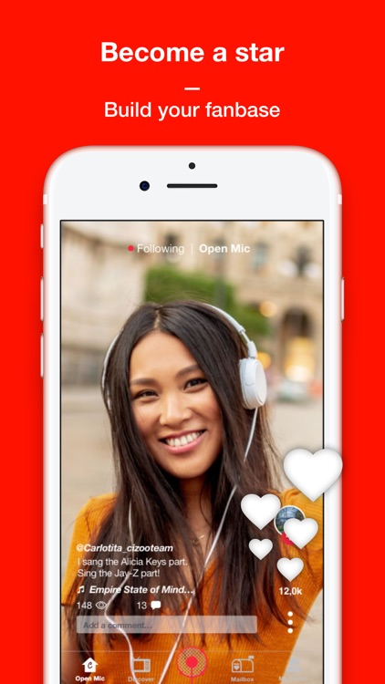 Cizoo - Singing app karaoke