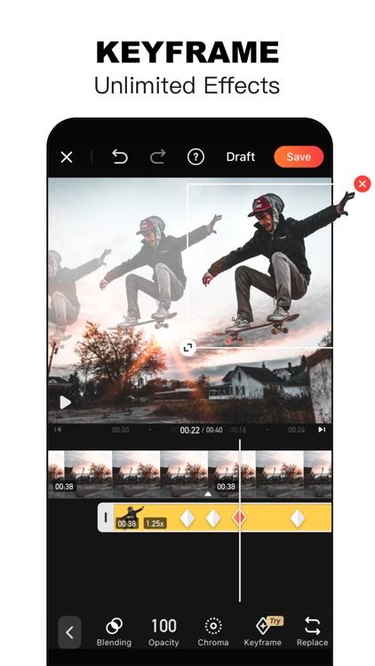 VivaVideo - Video Editor&Maker screenshot-6