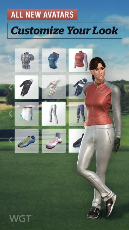 WGT Golf Game by Topgolf screenshot-4