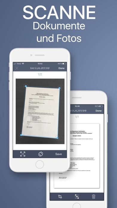 Tap & Print: Printer + ScannerScreenshot von 2