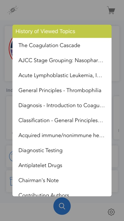 Hematology & Oncology Consult screenshot-5