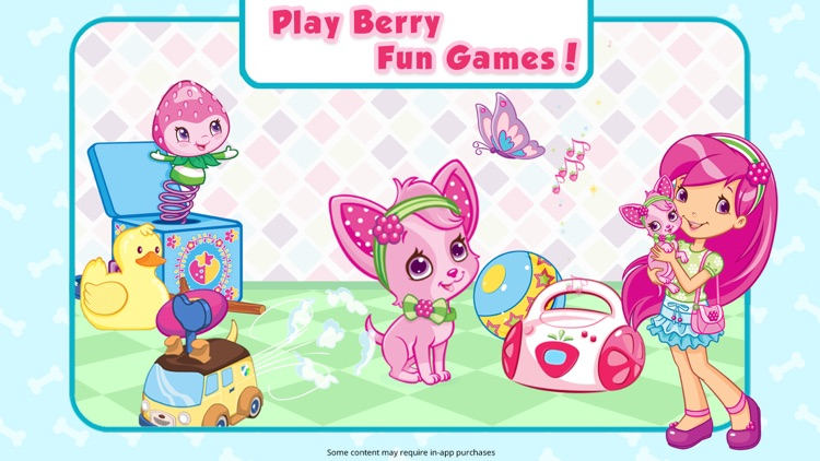 Strawberry Shortcake Puppy Fun screenshot-3