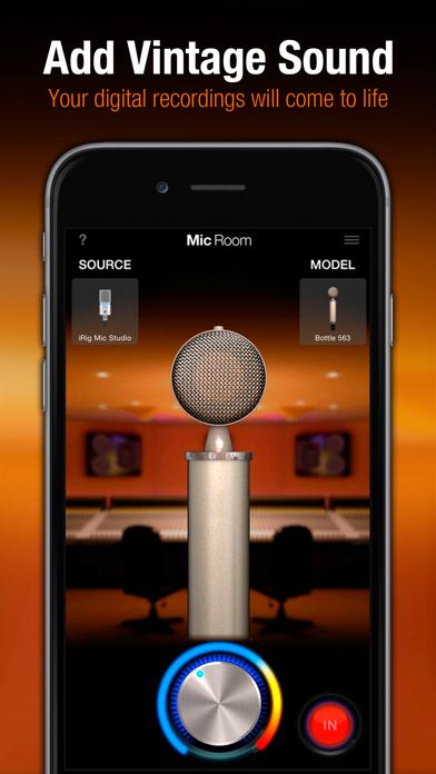 Screenshot #2 pour Mic Room