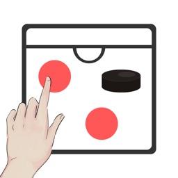 Ice Hockey Tactic Board