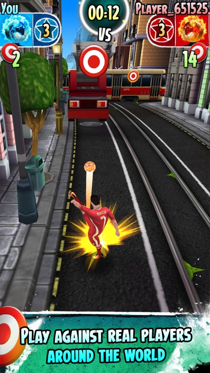 Cristiano Ronaldo: Kick'n'Run screenshot-2