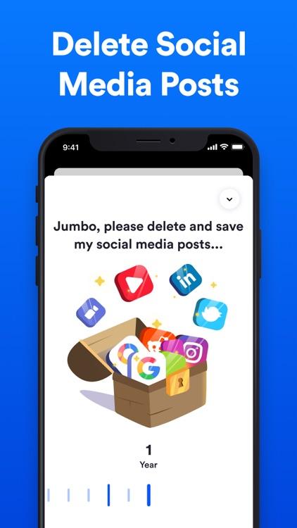 Jumbo: Security + Privacy screenshot-6