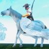 フライングペガサス馬の新しいゲーム