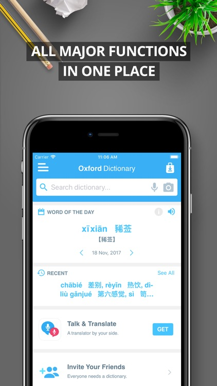Oxford Chinese Dictionary 2018 screenshot-4