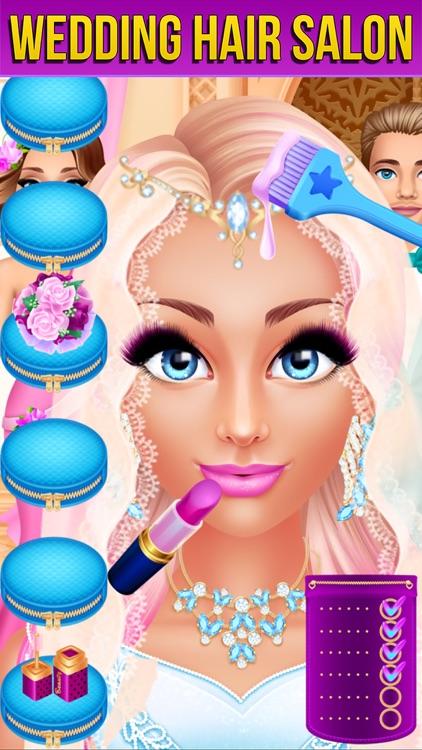Hair Salon - Makeover Party screenshot-9