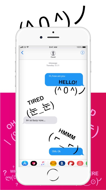 MoMoji - Emoji Stickers screenshot-3