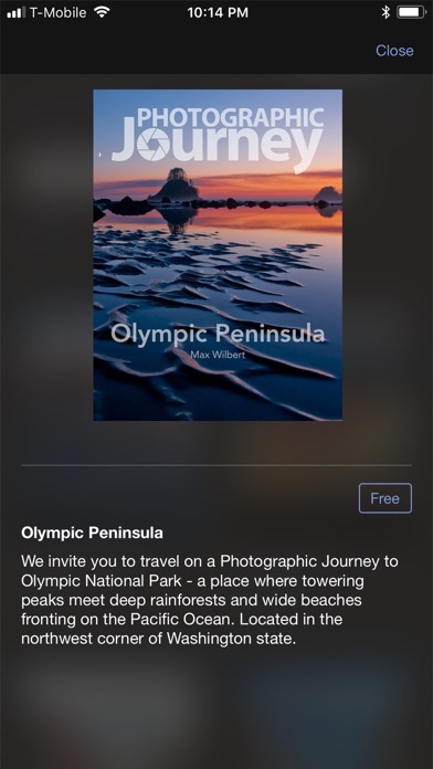 Screenshot for Photographic Journey in Portugal App Store