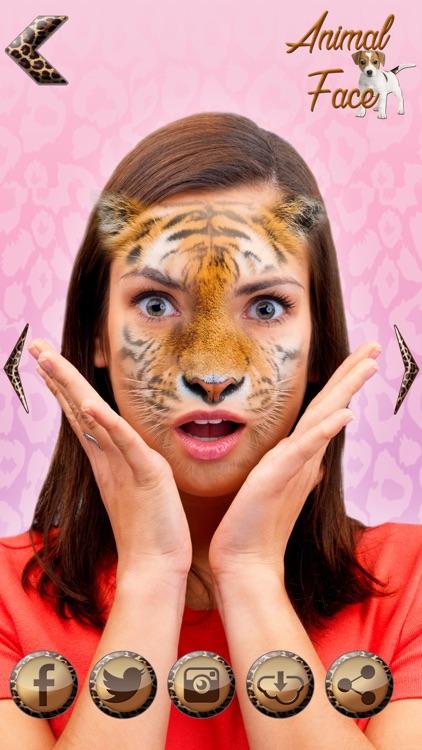 Animal Face Swap Photo Edit.or screenshot-3