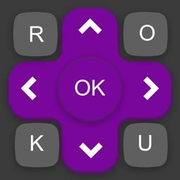 Remote Control for Roku TV Rok