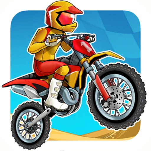 Top Moto Bike: X3M Racing free software for iPhone and iPad