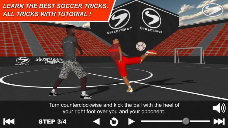 3D Soccer Tricks Tutorials