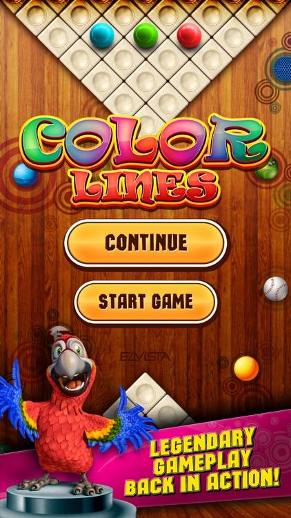 Color Lines (Lines 98) Classic screenshot-4