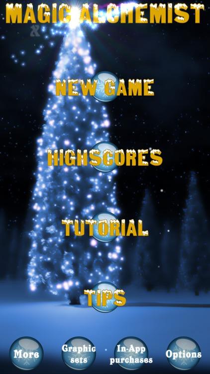 Magic Alchemist Xmas Edition screenshot-3