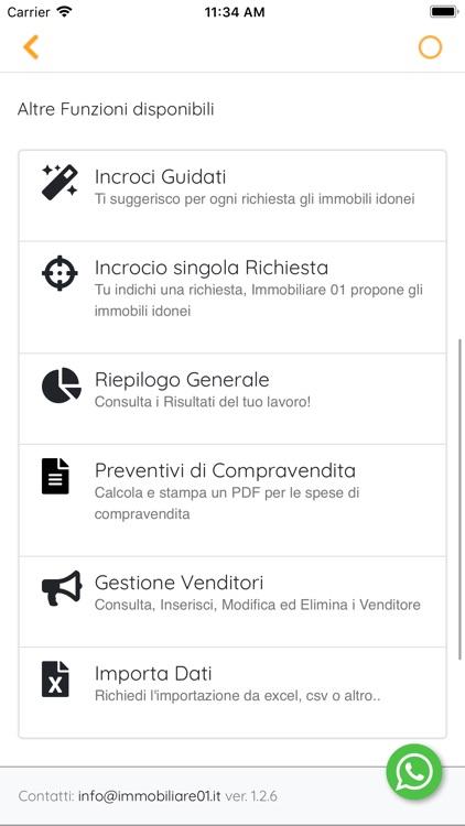Immobiliare 01 - App x Agente screenshot-8