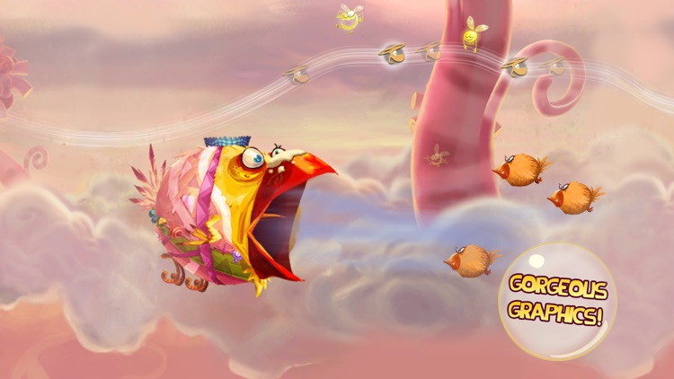 Rayman Fiesta Run screenshot-1