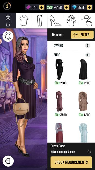 Pocket Styler: Fashion Stars screenshot 6