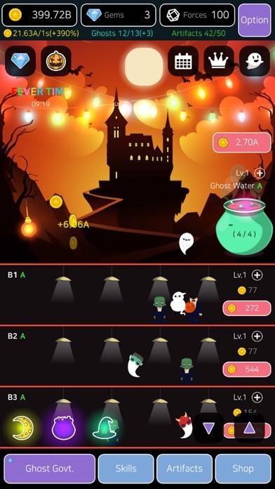 Screenshot 5 Merge Ghosts