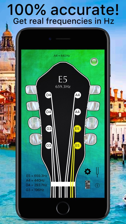 Mandolin Tuner Pro and Chords
