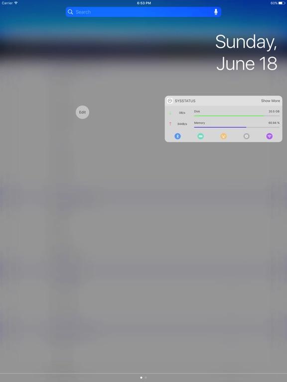 SysMonitor -System Monitor Screenshots