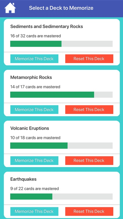 The Earth Science Flashcards screenshot-3