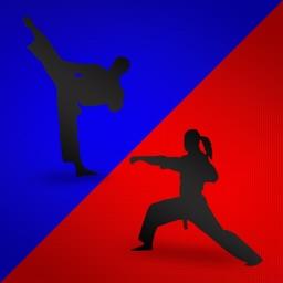 Scoreboard Karate