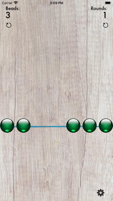 Screenshot 2 of Bead Here Now App