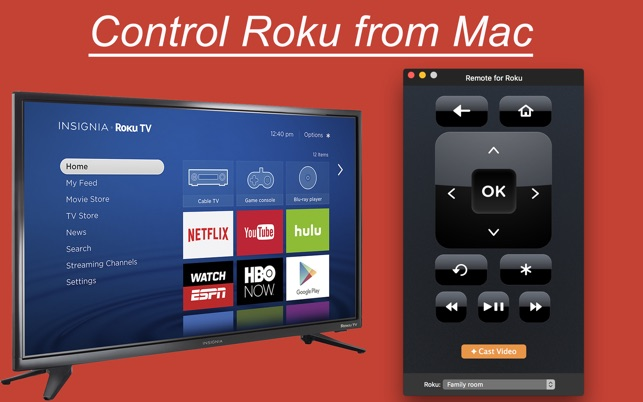 ‎Remote for Roku