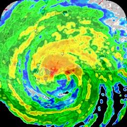 World Rain Radar