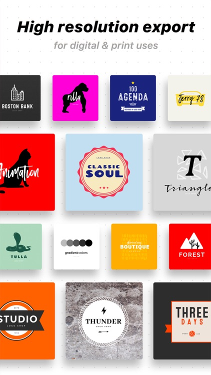 Logo Maker Shop screenshot-4