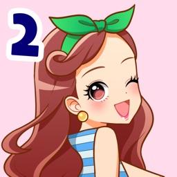 Fashionable Girls2 Sticker
