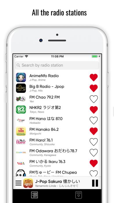 Radio Japan : Japanese radios