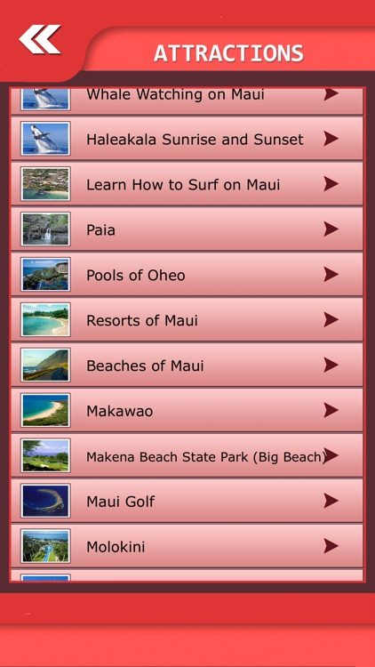 Maui Island Tourism Guide screenshot-3