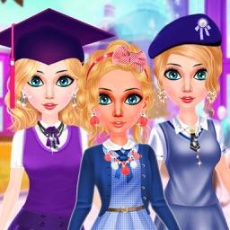 High School Fashion Dress Up