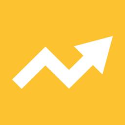 Ícone do app Stocks Live+ Best Stock Market