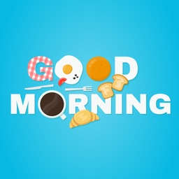 Good Morning Stickers Pack App