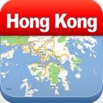 香港离线地图 - 城市 地铁 机场