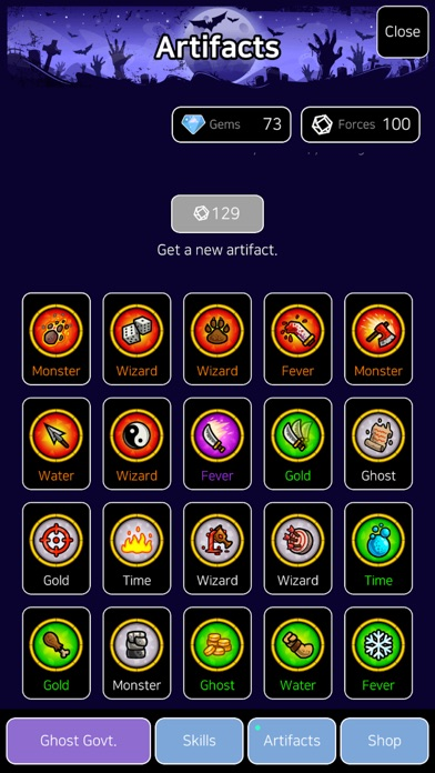 Screenshot 3 Merge Ghosts
