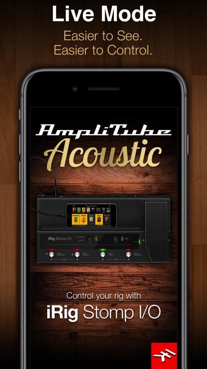 AmpliTube Acoustic CS screenshot-4