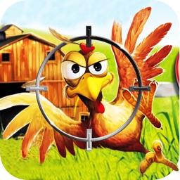 Crazy Chicken Shooting Pro