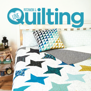 Love Patchwork & Quilting ios app