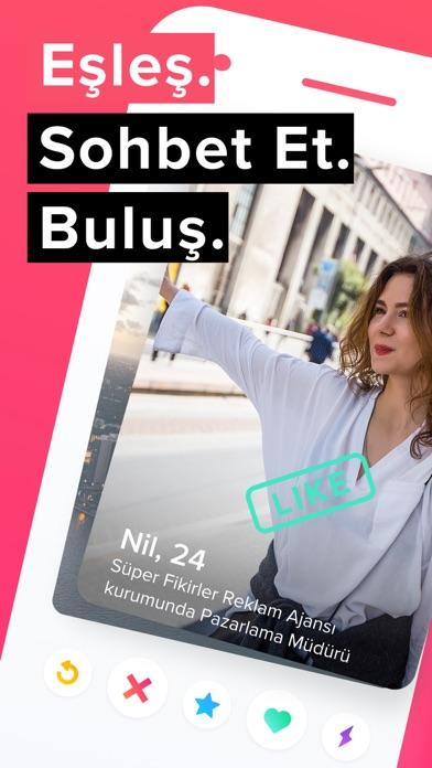 Tinder - Arkadaş edin ve buluş iphone ekran görüntüleri